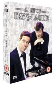Fry & Laurie - Complete Series 1-4 - (Import DVD)