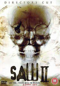 Saw 2 Director's Cut (DVD)