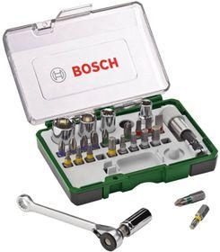 Bosch - Mini Ratchet Colour Coded Set - 27 Piece