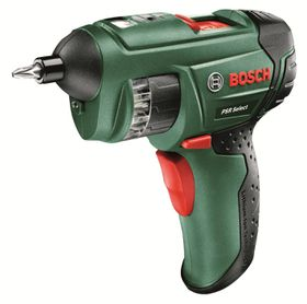 Bosch - Lithium Ion Cordless Screwdriver - 3.6 V / 1.5 AH Battery