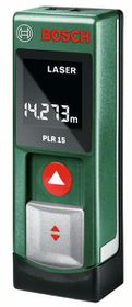 Bosch - PLR 15 Laser Distance Measurer