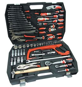 Yato - Mech B/M-Case Tool Set - 79 Piece