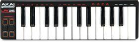 Akai Pro LPK25 25-Key Ultra-Portable USB MIDI Keyboard Controller for Laptops