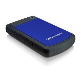 """Transcend 2TB Rugged USB3.0 Hard Drive 2.5"""" - Blue"""