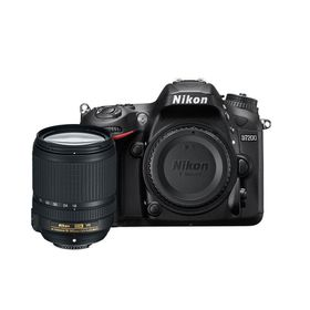 Nikon D7200 DSLR with 18-140mm VR Lens