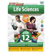 ScoreMore Life Science - Grade 12