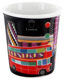 Pylones London Black Mini Cup