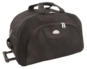 Marco Crescent Trolley Bag Black