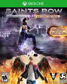 Saints Row IV: Re-Elected/Gat out of Hell