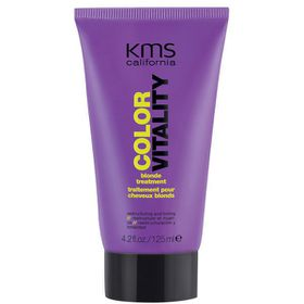 KMS Color Vitality Blonde Treatment - 125ml