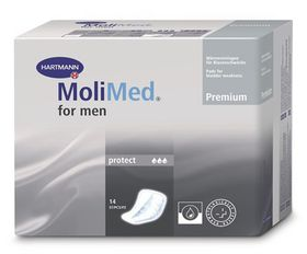 Molimed For Men Protect Pad - 14's