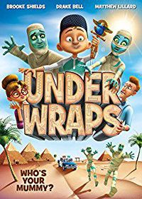 Under Wraps - (Region 1 Import DVD)