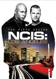 Ncis:Los Angeles Fifth Season - (Region 1 Import DVD)