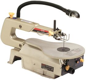 Ryobi - Scroll Saw 120 Watt Variable Speed With Light - 405Mm