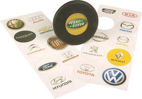 Moto-Quip - License Disc Holder