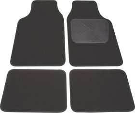 Moto-Quip - Promo Car Mat Set - Black