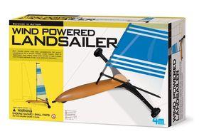 4M Wind Powered Landsailer