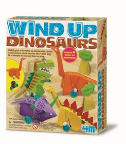 4M Wind Up Dinosaur