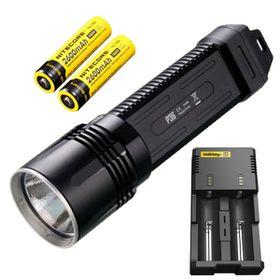 NiteCore - P36 2000 Lumens Flashlight Combo Set