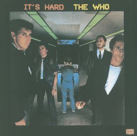 It's Hard - (Import Vinyl Record)