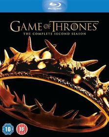 Game Of Thrones - Series 2 - Complete (Blu-ray)