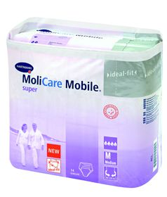 Molicare Mobile Super Pull-Up Pants Medium - 14