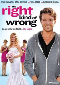 The Right Kind Of Wrong (DVD)