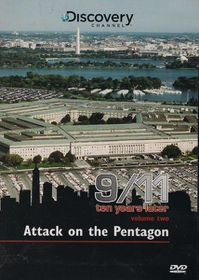 Discovery - Attack On The Pentagon Vol. 2 (DVD)
