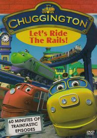 Chuggington - Let's Ride The Rails (DVD)