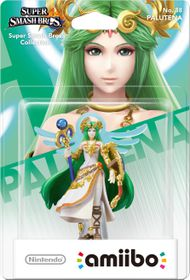 Amiibo Super Smash Bros. Collection - Palutena