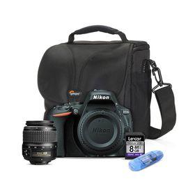 Nikon D5500 24MP DSLR Starter Bundle