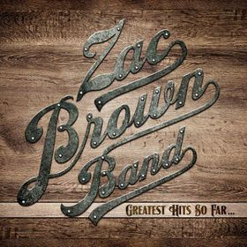 Zac Brown Band - The Greatest Hits So Far (CD)