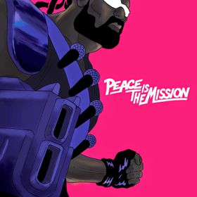 Major Lazer - Peace Is The Mission (CD)