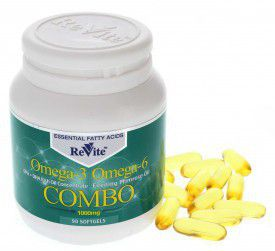 Revite EPO+Omega-3 Combo 1000mg Softgels - 90's