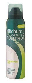 Mitchum Advanced Control For Men Aerosol - Mountain Air - 120ml