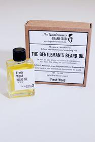 The Gentleman's Beard Club Beard Oil - 30ml