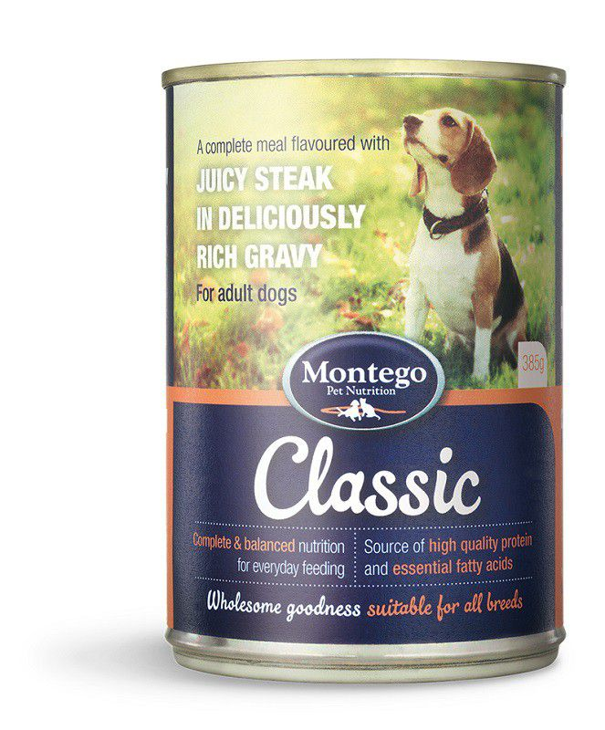 Montego Dog Food Review