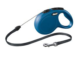 Flexi - Classic Small Cord - Blue