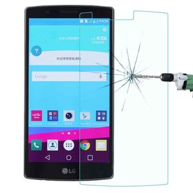 Tuff-Luv Tempered Glass Screen Protection - LG G4