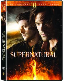 Supernatural Season 10 (DVD)