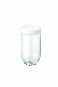 Lock and Lock -k Interlock Round Clear With White Lid - 500ml