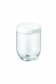 Lock and Lock Interlock Round Clear with White Lid