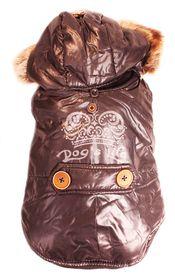 Dog's Life - Royale Parka Jacket With Hood Black - 2XL