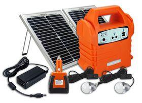 Ecoboxx - Qube 160DC Plus Kit Portable Solar Power Generator