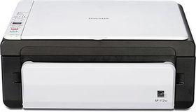 Ricoh SP-112SU Black & White 3-in-1 Multi Function Printer