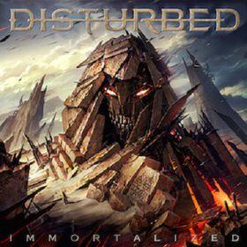 Disturbed - Immortalized (CD)