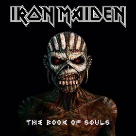 Iron Maiden - Book Of Souls (CD)