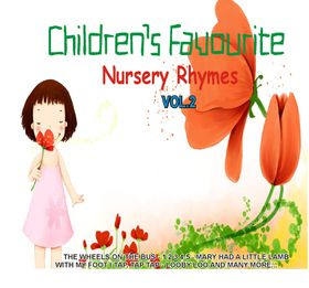 Various Artists - Nursery Rhymes Vol. 2 (CD)