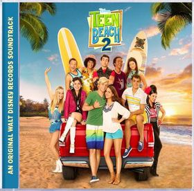 Various Artists - Teen Beach 2 (CD)