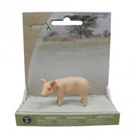 Collecta Farm Piglet Standing - Small